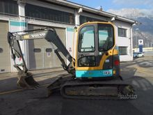 Used Excavator ECR58