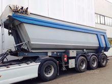 Semitrailer zorzi 37 s 75
