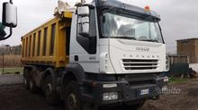 4 axes work means iveco