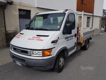 Iveco Daily 35C11 with GRU