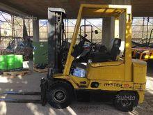 Forklift Hyster Forklift 20 DIE