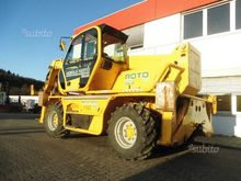 Used rotary lift in