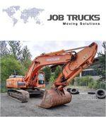 Used Excavator Doosa