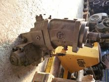 hydraulic motor HYDROMATIK A6VM