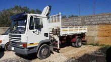 Used Daf dump truck