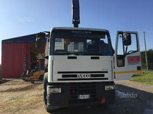 Used iveco trucks in
