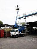 truck mounted aerial platform D