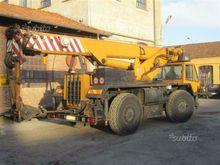 Mobile crane Marchetti MG 144