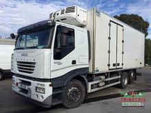 Iveco stralis 260s50 isothermal