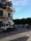 Used crane aerial pl