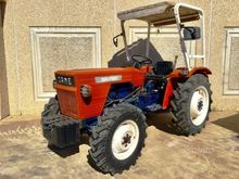 Used wheeled tractor