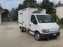 Renault Master with fridge