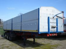 Semitrailer Viberti double bila