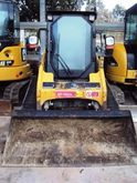 Skid loader skid steer loader