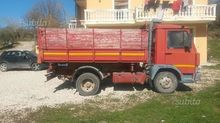 Iveco tipper 50.9 and combined