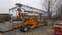 Automatic hydraulic crane SAN M