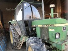 Used Tractor 2040 dt