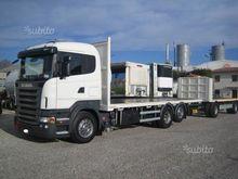 Scania truck viberti