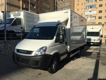 Iveco DAILY 35c15 cash and foot