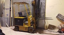 Used Cart Lift Forkl