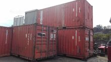 Used Container in Me