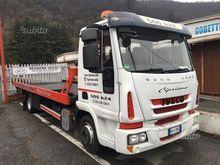 Wrecker Tow Truck Iveco Eurocar