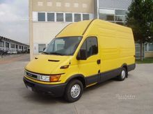 Iveco daily 35c11 van workshop