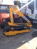 Used crane EFFER 35