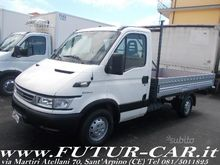 Iveco DAILY 35S10 BODY FIXED