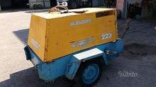 motocompressor diesel