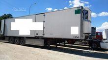 Refrigerator semi-trailer trans
