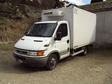 Iveco 50C15 isothermal with fri
