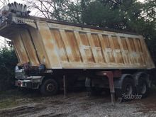 Semiricmorchio tipper 2 axles
