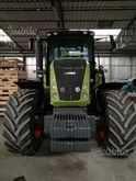 Used Claas axion 810