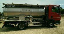 Tanker truck MAN TLG-88 210