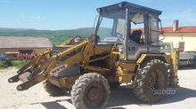 backhoe tractor benfra 4:12 130