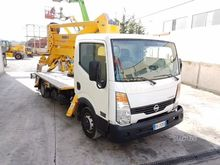 20mts truck mounted aerial plat