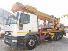 Aerial Platform truck-42Mts Ita