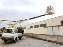 15mts truck mounted platform Is