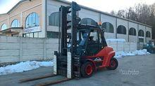 Used Forklift linde