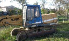 Crawler Excavator benfra 9:10 t