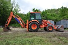 Terna wheel FIAT-HITACHI FB110