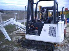 Used Excavator bobca