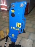 Vistarini hydraulic breaker for