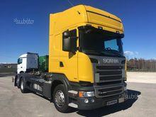 Tractor Scania r450 topline 345