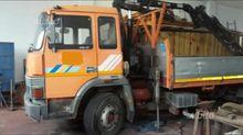 Lorry crane Iveco 145-17