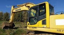 Used Excavator pc 35