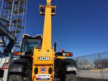 Used JCB 531.70 lift