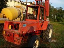 Used Forklift Manito