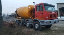 Concrete mixer astra 84/45